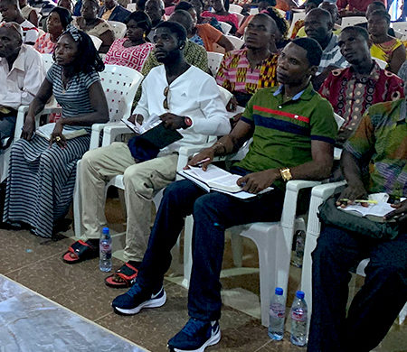 Liberian Pastors and Leaders Conference